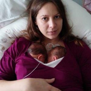 Mes bébés et moi, enfin réunies
