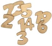 chiffres-bois-doré