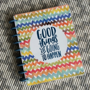 happy planner good things