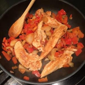 poulet basquaise1