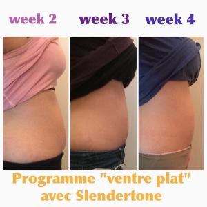 bilan 3weeks-slendertone