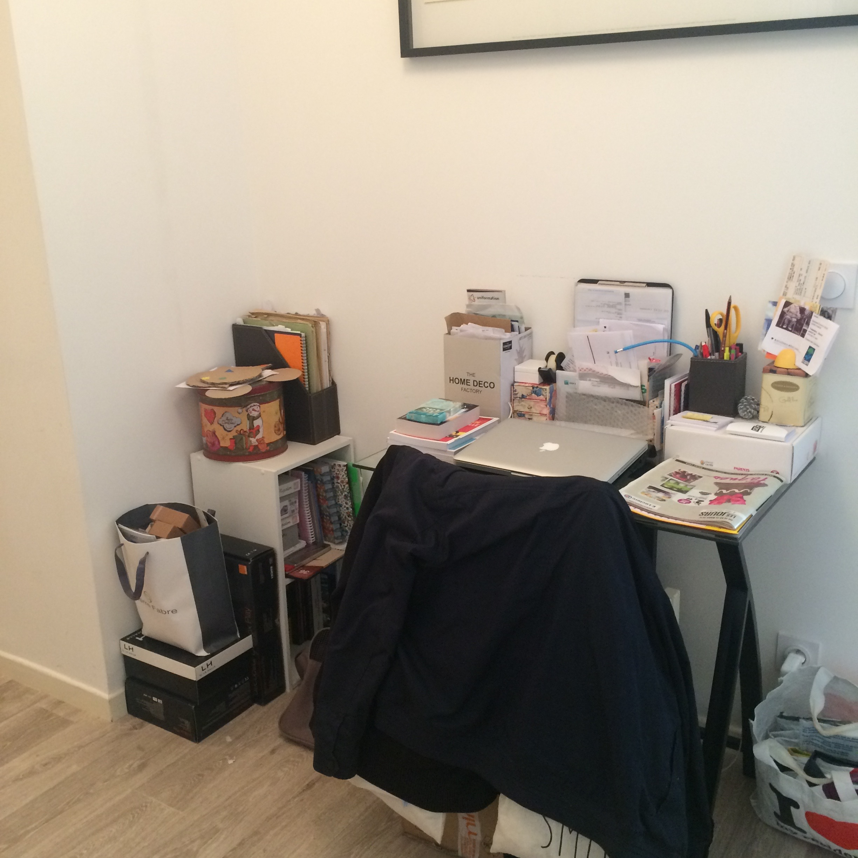Mon petit bureau scandinave – Maman Pouce